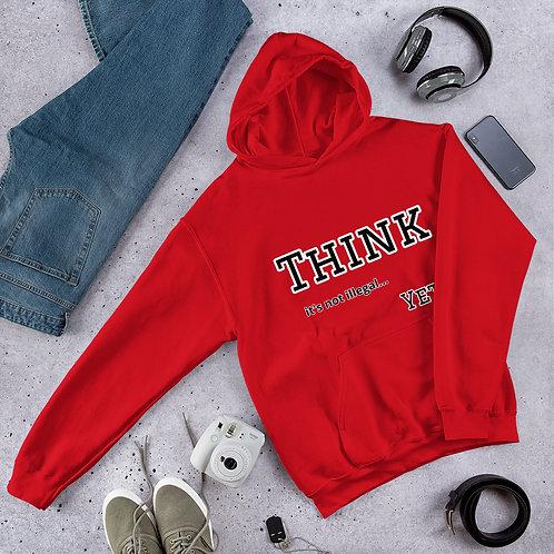 Think Hoodie