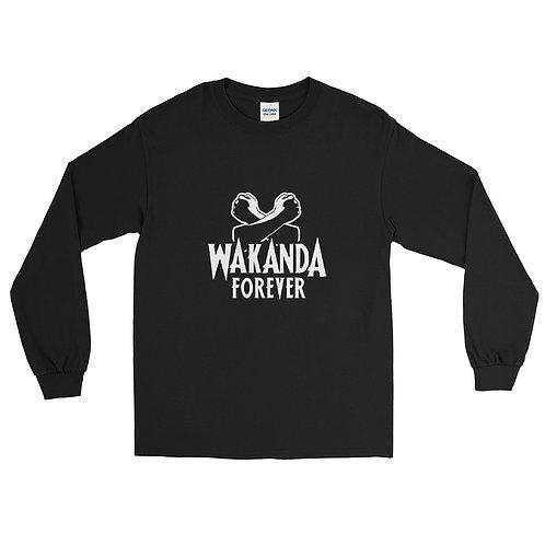 Wakanda Men's Long Sleeve Shirt