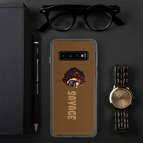 The King of Savage Samsung Case