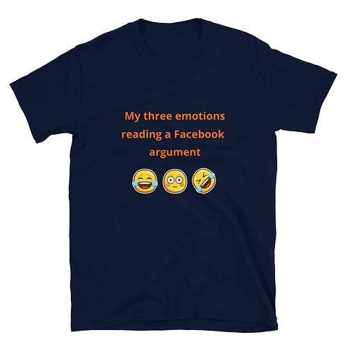 3 Emotions Tee