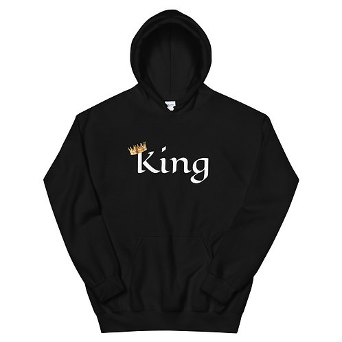 King Unisex Hoodie