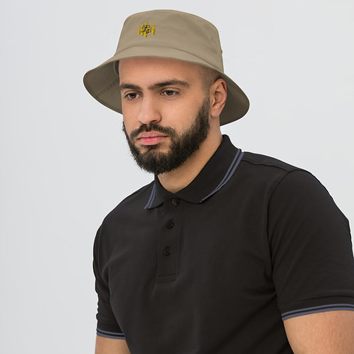 LG Custom Designz Old School Bucket Hat