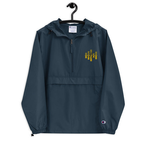 LG Custom Designz Embroidered Champion Packable Jacket
