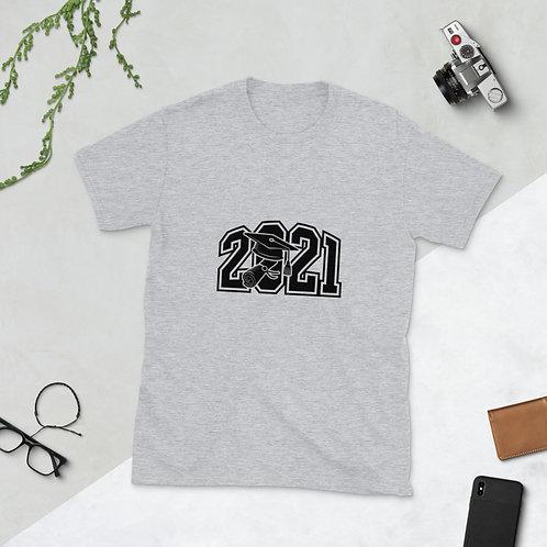2021 Graduate Short-Sleeve Unisex T-Shirt