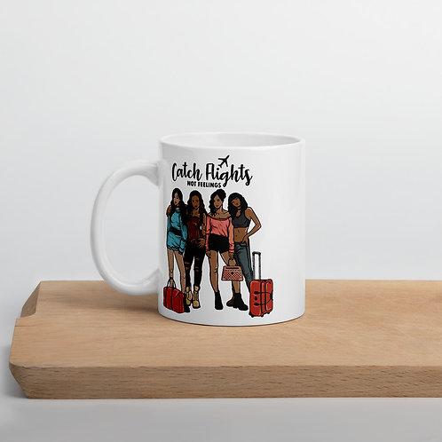 Catch Flights Mug