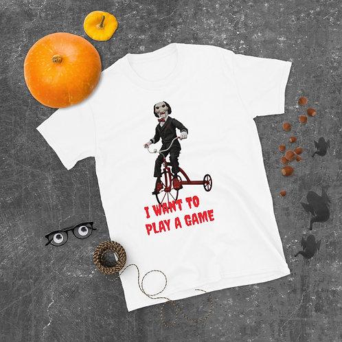 Jigsaw Short-Sleeve Unisex T-Shirt