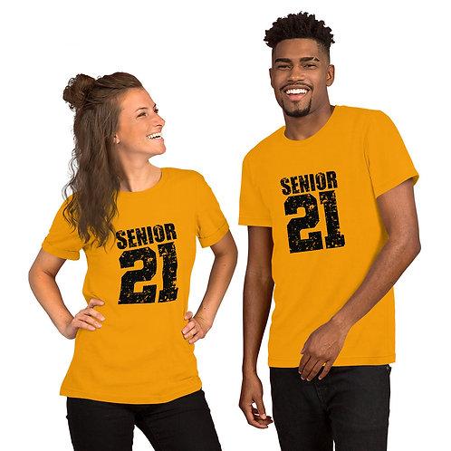Senior Class of 2021 Short-Sleeve Unisex T-Shirt copy