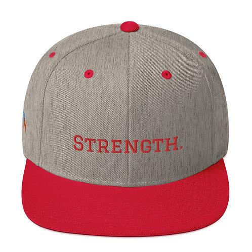 Strength Snapback Hat