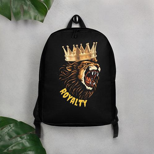 Royalty Minimalist Backpack