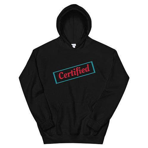 Certified Unisex Hoodie