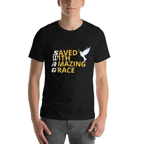 Saved Tee Short-Sleeve Unisex T-Shirt