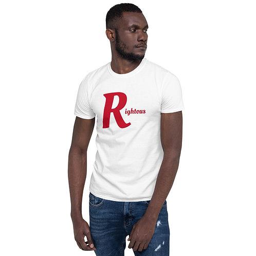 Rightous Tee Short-Sleeve Unisex T-Shirt
