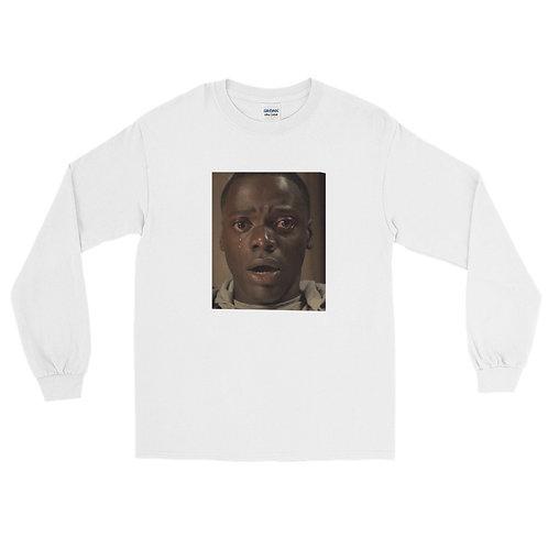 Get out Men's Long Sleeve Shirt