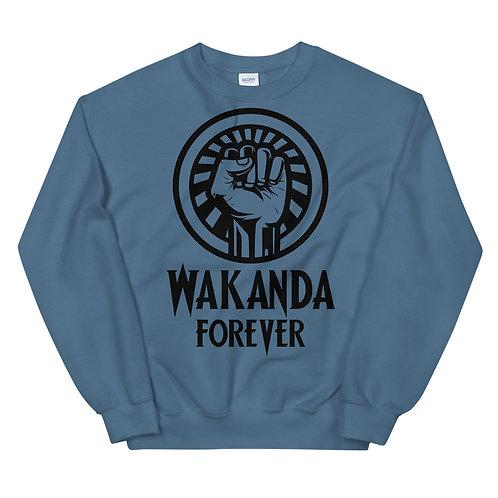 Wakanda Forever Unisex Sweatshirt