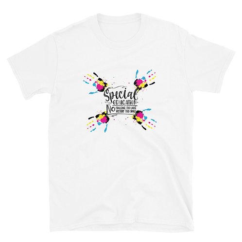 Special Education Short-Sleeve Unisex T-Shirt