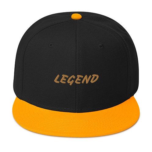 Legend Snapback Hat