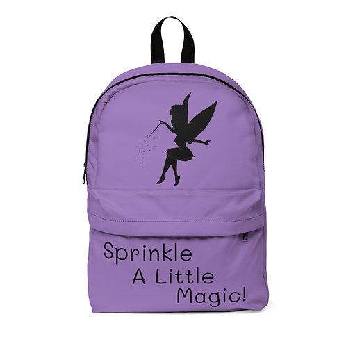 Sprinkle A Little Magic! Girls Classic Backpack