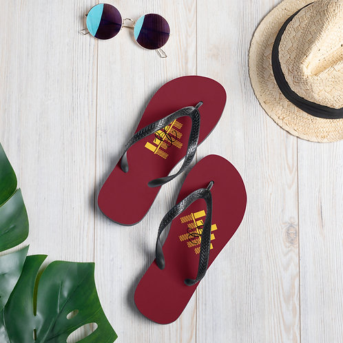 LG Custom Designz Flip-Flops