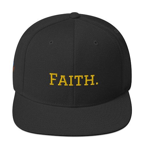Faith Snapback Hat