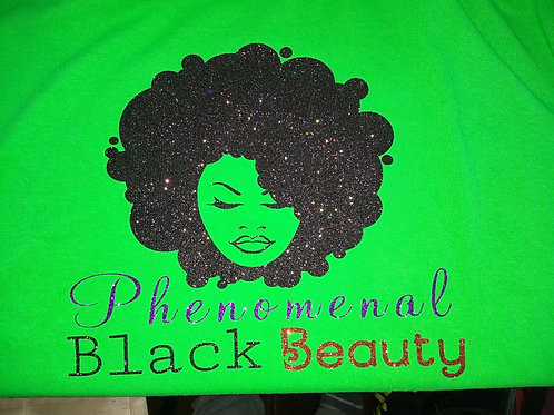 Phenomenal Black Beauty