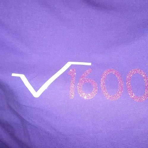 Square Root 1600 Birthday Tee