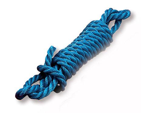 Blue Halter - 12mm rope