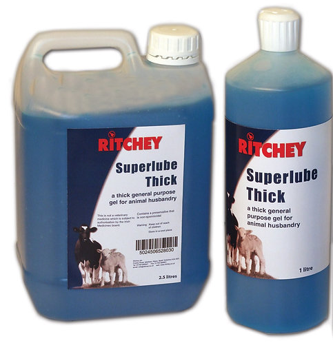 Super Lube Thick - From £3.20+vat