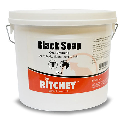 Black Soap 3kg