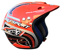 Trials Bike helmet