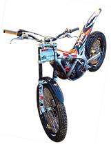 Trials Bike Gasgas
