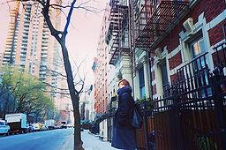 絵になる街_#newyork #ニューヨーク_#uws #upperwestsi