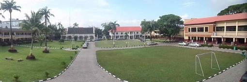 school compound