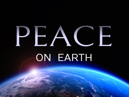 Peace Can Be Yours!
