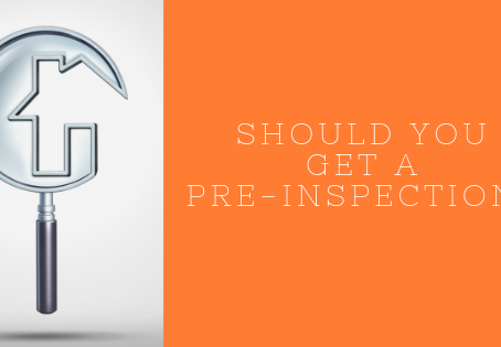 Pre-inspections