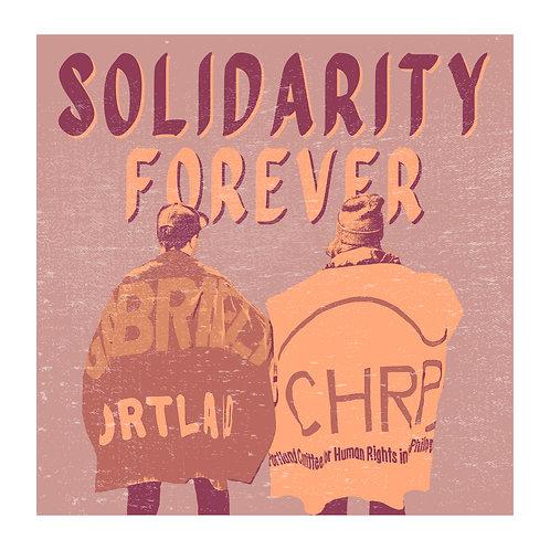 Solidarity Forever Print