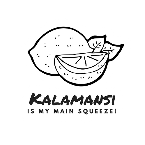 Kalamansi is My Main Squeeze Sticker