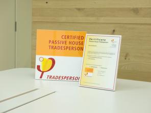 2019년 'PHI' License (Tradesperson)