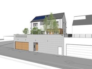 대전 저에너지 주택 '별이 있는 집' 설계과정