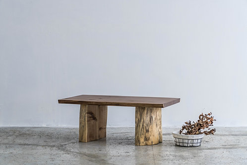 DENO Walnut Coffee Table