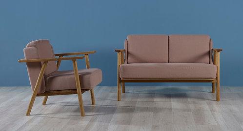 PEQ Armchair (2 Seaters)
