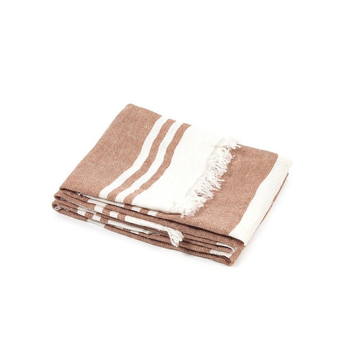 Libeco The Belgian Towel Fouta (Desert)