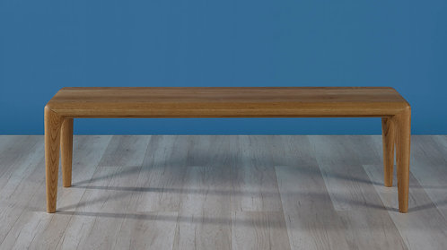 PERSIA 1350 Red Oak Bench