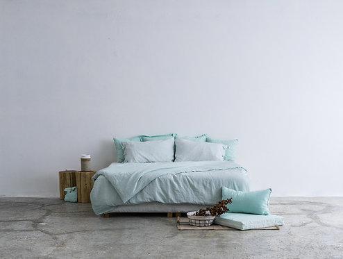 Linen Bedding Set (Queen)