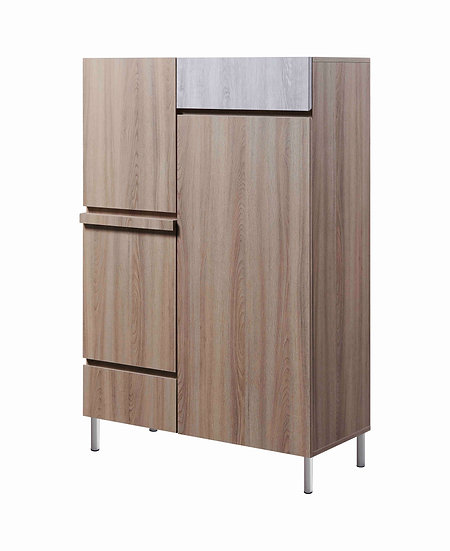 MIN Lys Entryway Cabinet with Chair