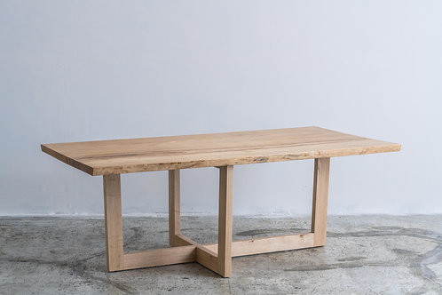 Live Edge Ash Table