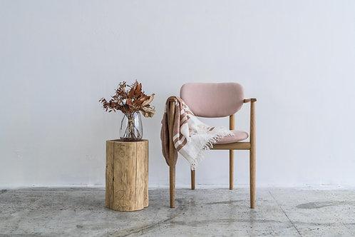 TOGO FSC White Oak Arm Chair
