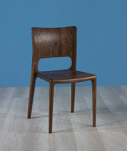 DENO Walnut Dining Chair