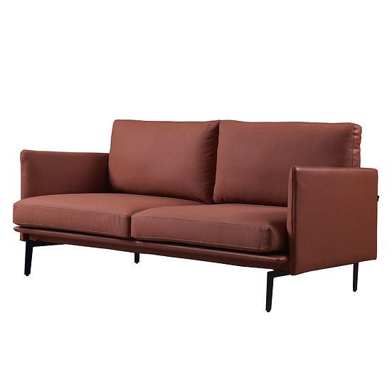 Skagen 3 Seater Leather Sofa
