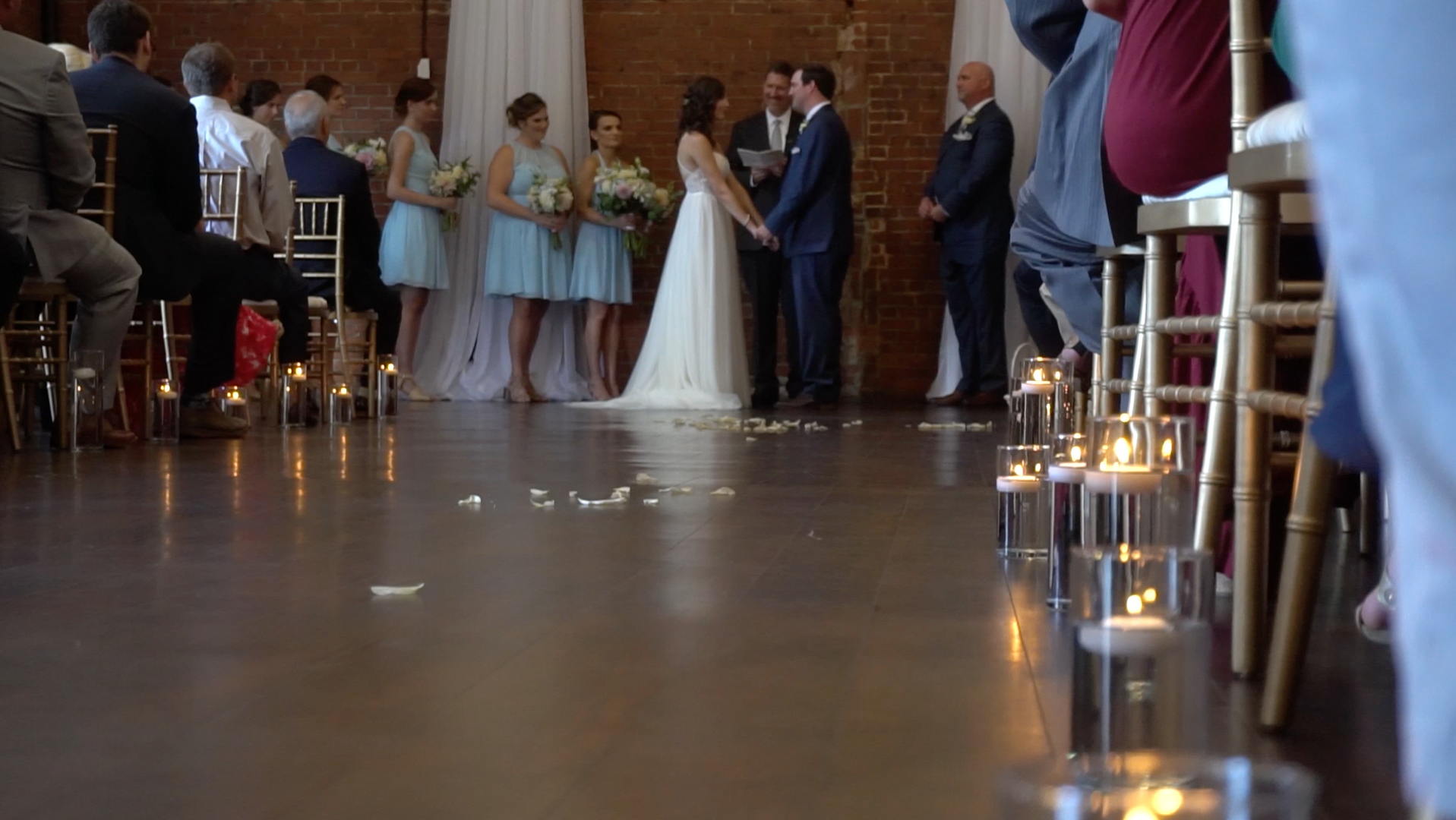 Ajesla and Zachary's Wedding