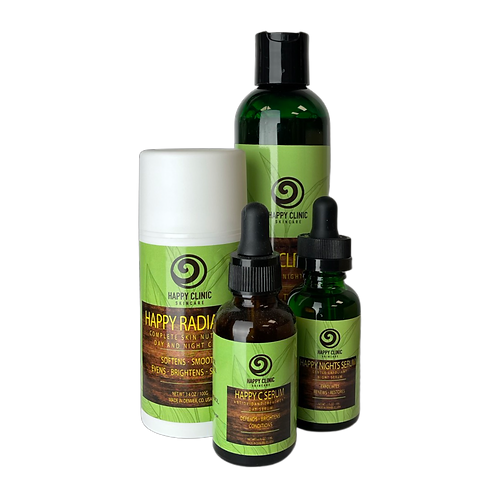 Happy Clinic® Skincare Complete Happy Pack